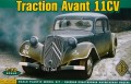 11CV Traction Avant - Staff Car